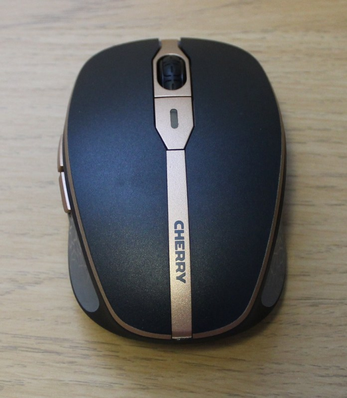 Cherry DW9000 Slim mouse top