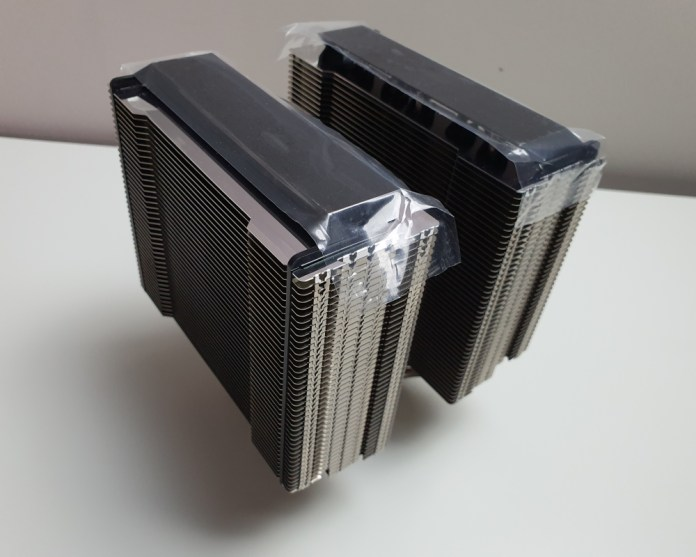 GamerStorm Assassin 3 heatsinks