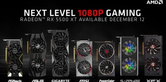 AMD Radeon RX 5500 XT Group Feature