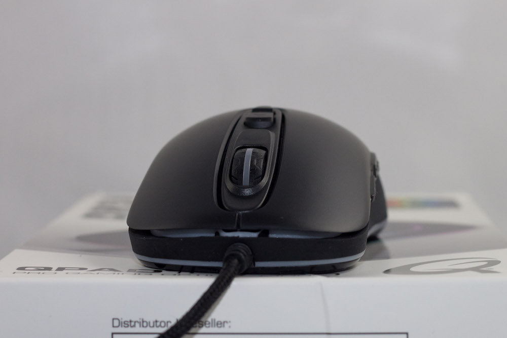 Front of QPAD DX30