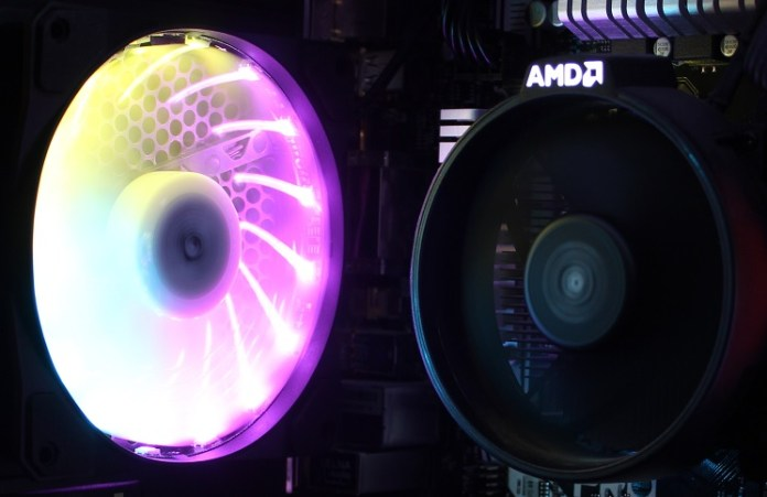 Speedlink MYX LED Fan featured image