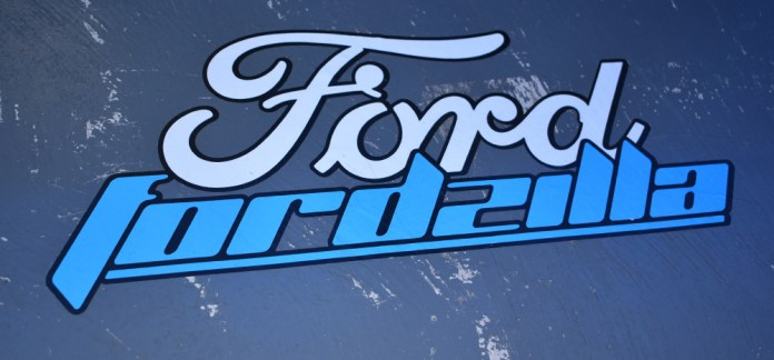 Team Fordzilla Logo