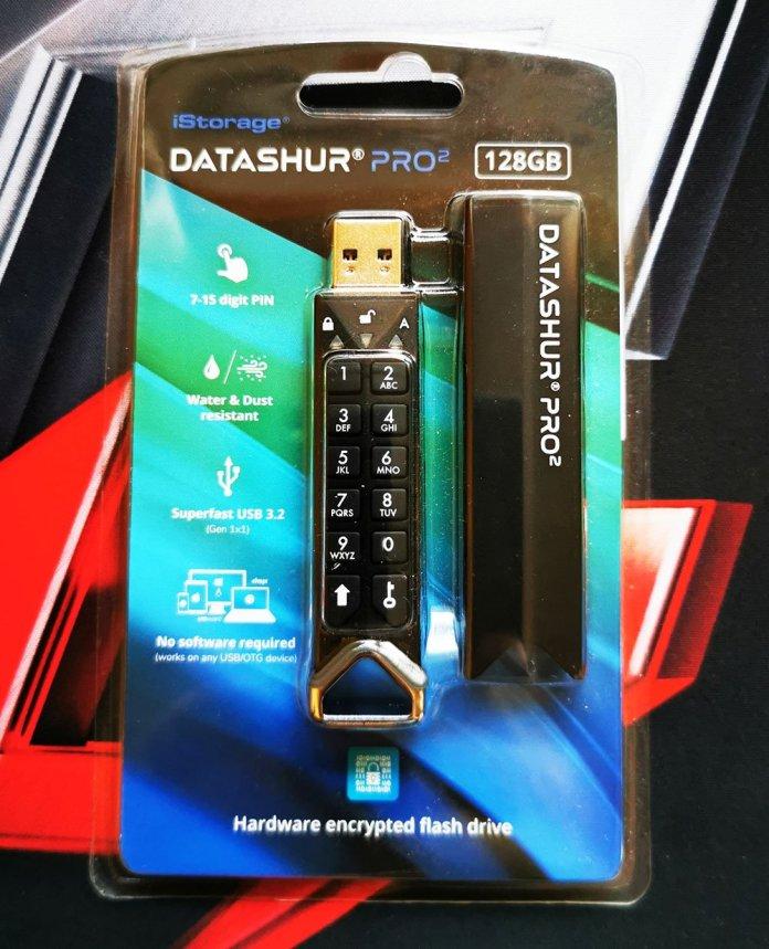 datAshur PRO2 packaging