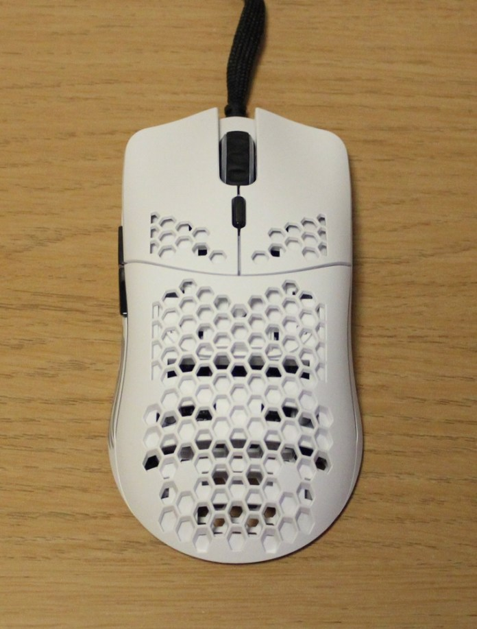 glorious pc gaming mouse model 0 top