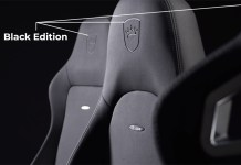 noblechairs Black Edition Feature