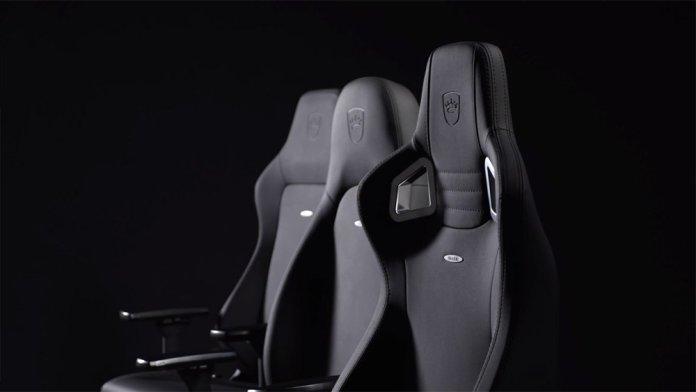 noblechairs Black Edition Headrest