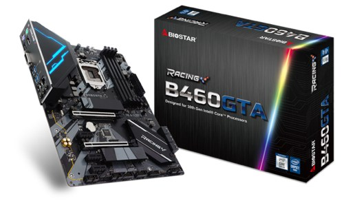 BIOSTAR 400 Series Motherboards 10th Generation 3.2