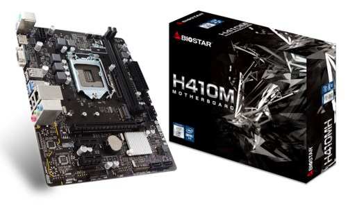 BIOSTAR 400 Series Motherboards 10th Generation 4.2
