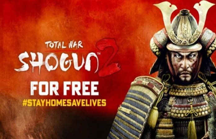 "Shogun 2 Free With Rest Of ""Total War"" Series On Sale"