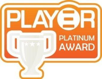 eksa E900 platinum award