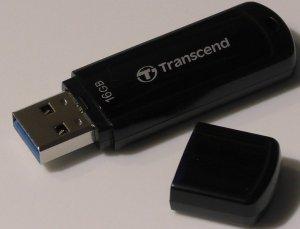 Transcend JetFlash 700 USB 3.1 16GB USB Flash Drive