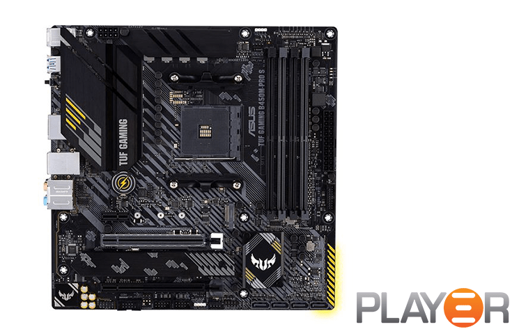 ASUS Commit To AMD B450 With TUF GAMING B450M-PRO S Release
