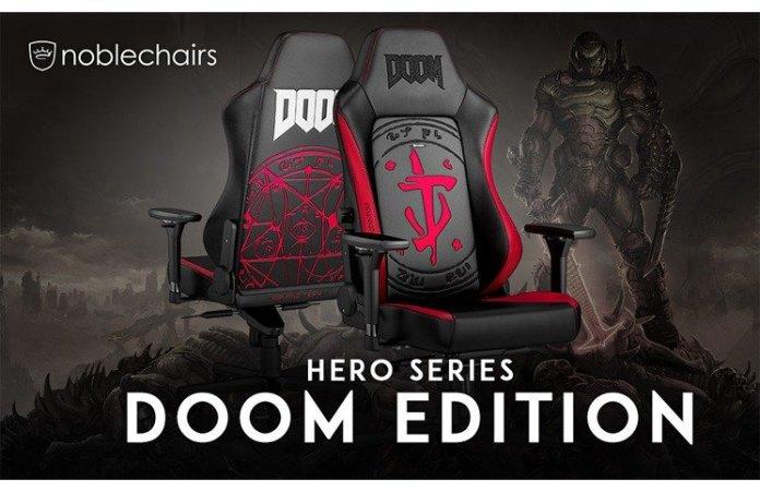noblechairs Doom Chair