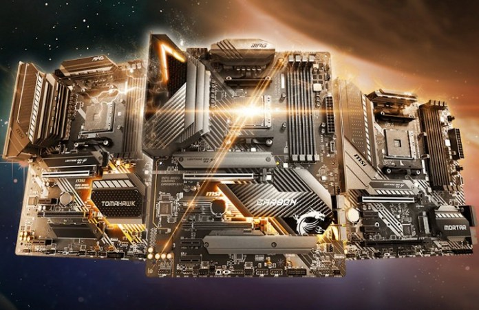 MSI B550 Motherboards Get a Sale: 5 Models Discounted in UK