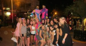 Barcrawl y Recorrido de Discotecas