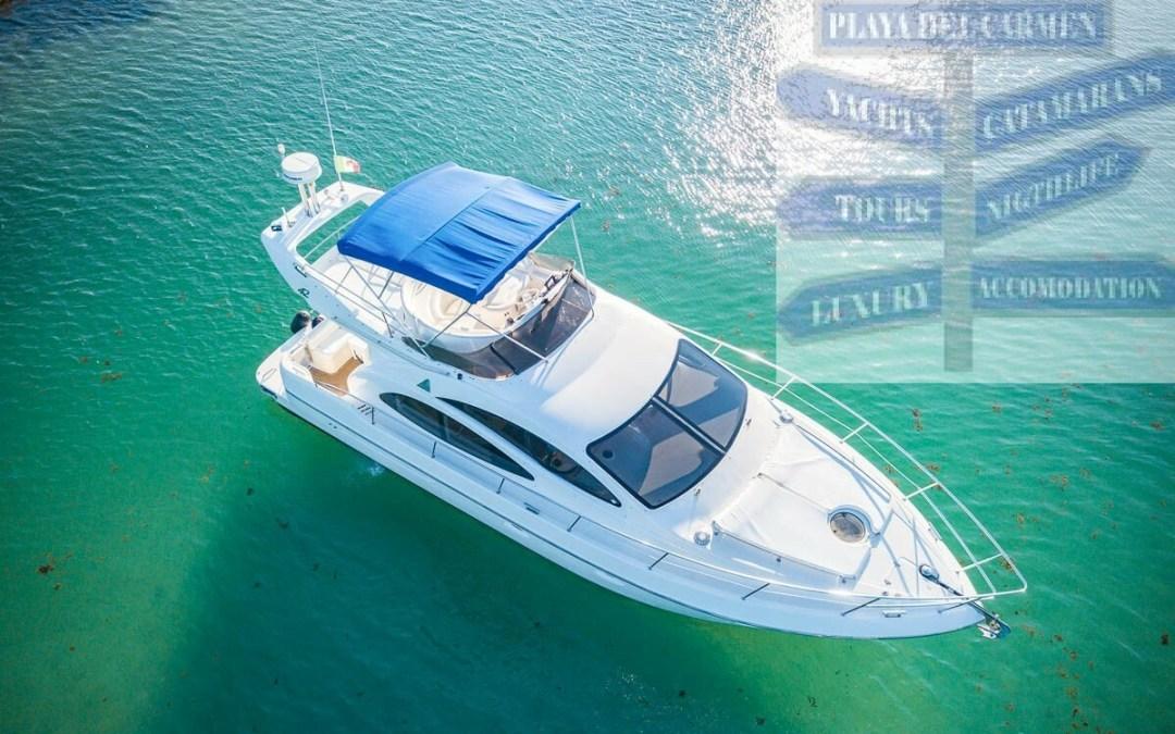 Yacht Rentals Playa del Carmen