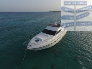 luxury yacht rental playa del carmen