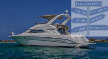 51ft yacht sea ray