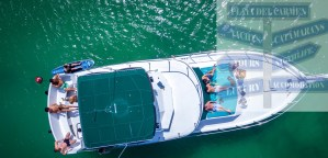 58-ft large yacht playa del carmen