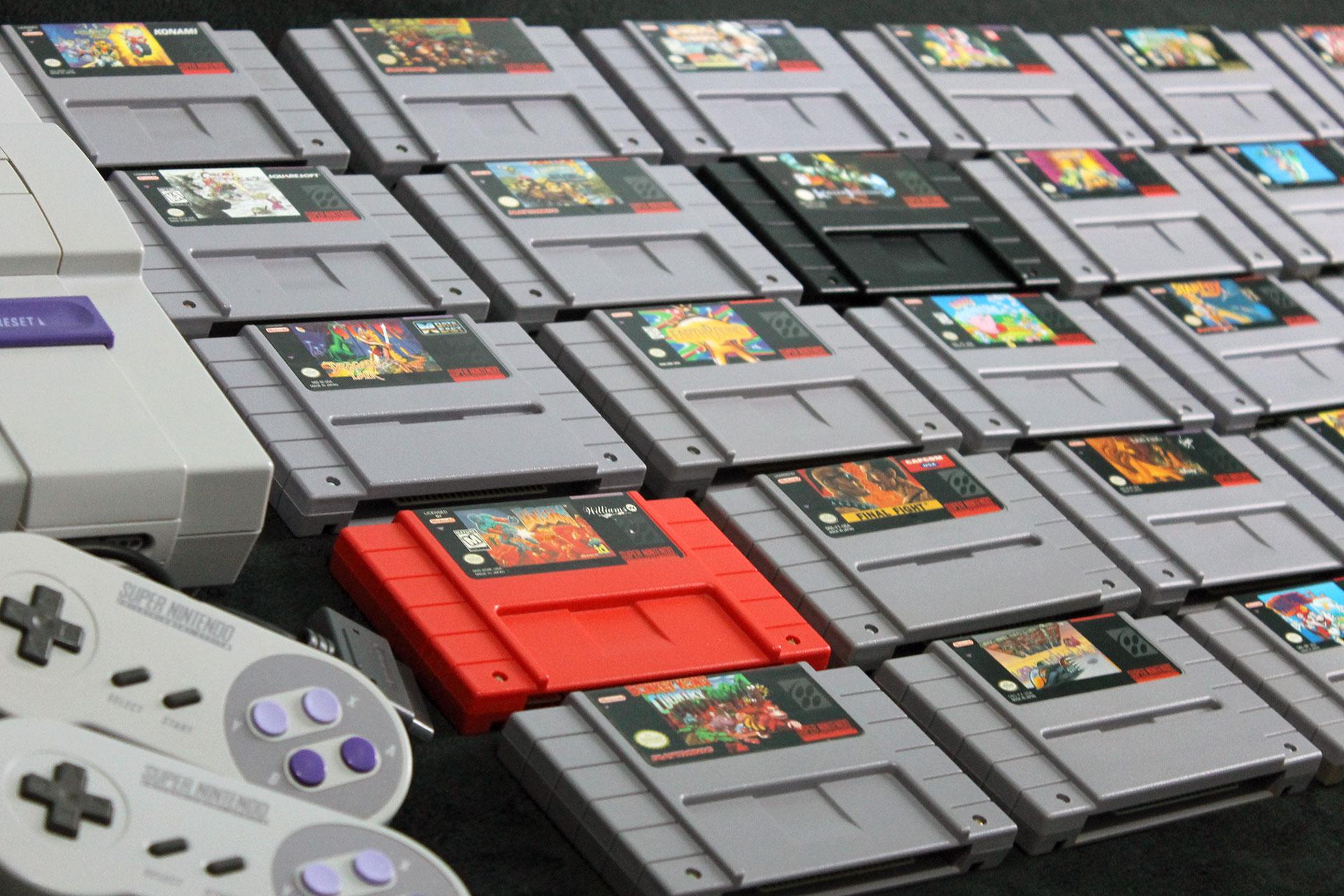 Aniversário de 25 anos do Super Nintendo
