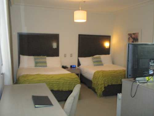 Weinsホテル客室