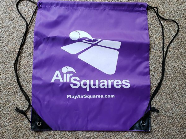 9 square ball bag