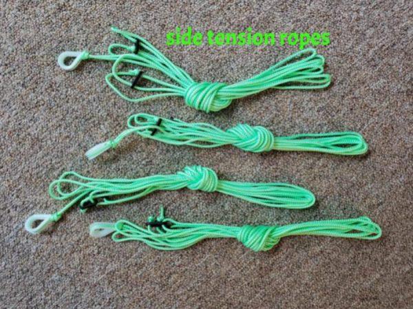9 square rope