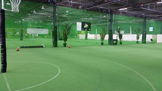 Mega Courts Indoor Sports  Windsor Gardens  Review 2017