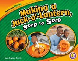 Making a Jack-o'-Lantern book