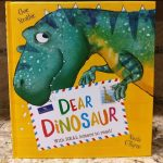 Dear Dinosaur, A Book Review