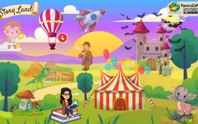Storyland: percorso interattivo di italiano