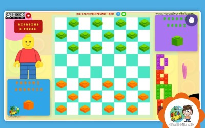 DAMA- gioco digitale