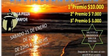 "Concurso de pesca ""Las Seis Horas de las Doradas"""