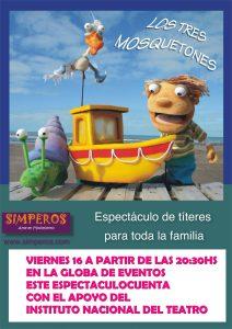 LOS TRES MOSQUETONES1