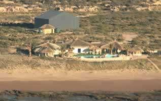 Mansion de Joe Lewis en Playas Doradas