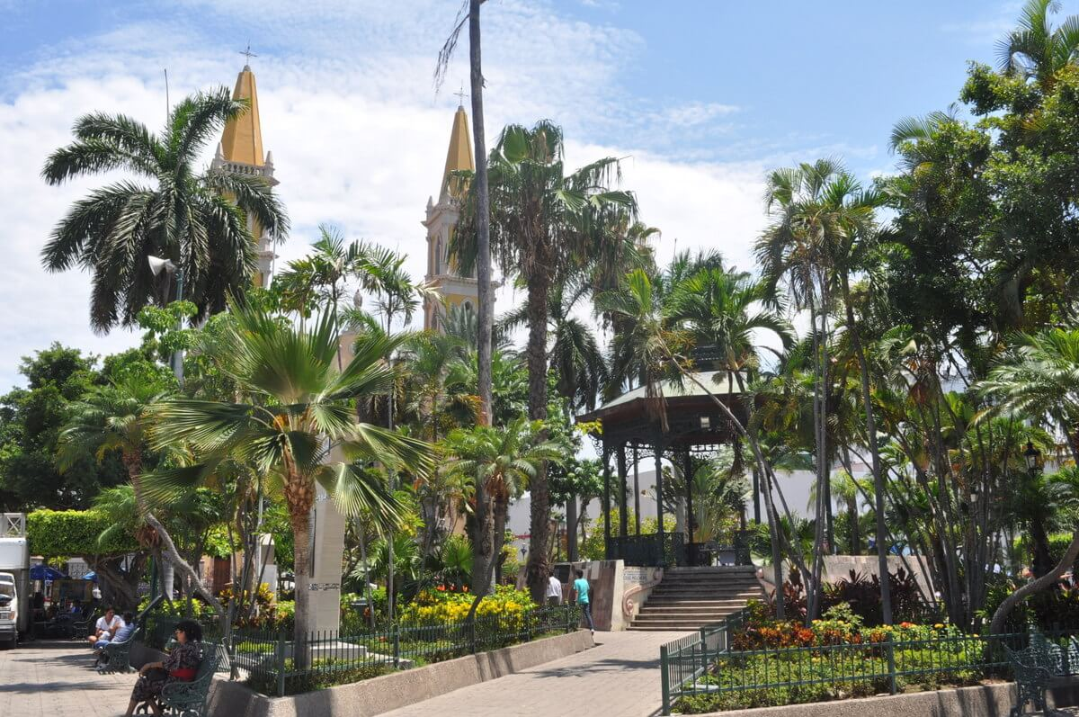 Plaza Republica, Mazatlan