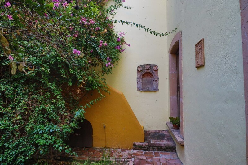 The Pueblos Magicos in Jalisco all have amazing hotels with beautiful details.