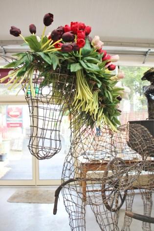 Burford Garden Company Tulip Wire Horse