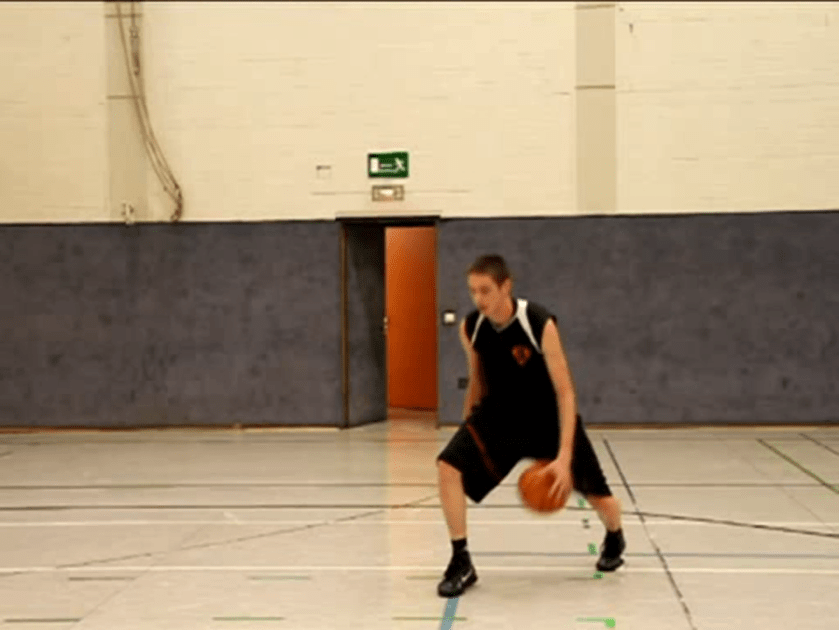 005 Basics – Reggie-Miller-Shooting Move