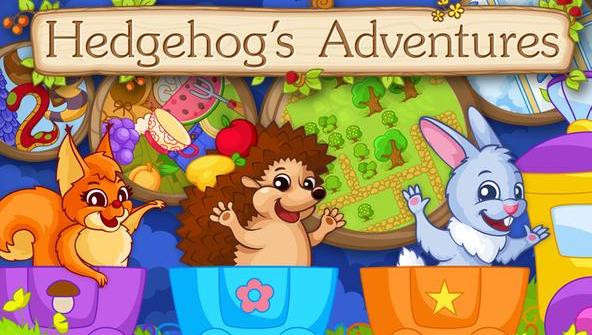 Hedgehog's Adventures: Story with Logic Games