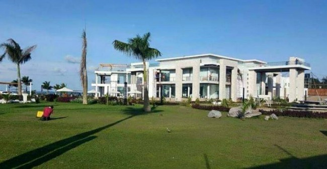 Hamis' multibillion pad is located in Ggaba3