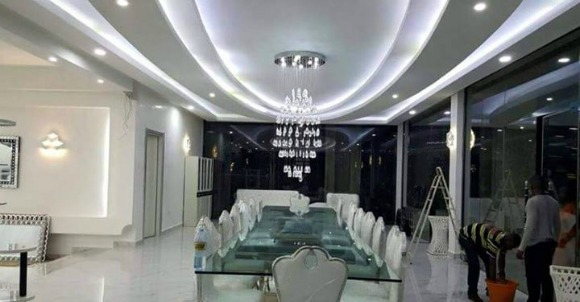 Hamis' multibillion pad is located in Ggaba6