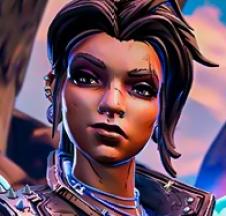 Amara avatar face
