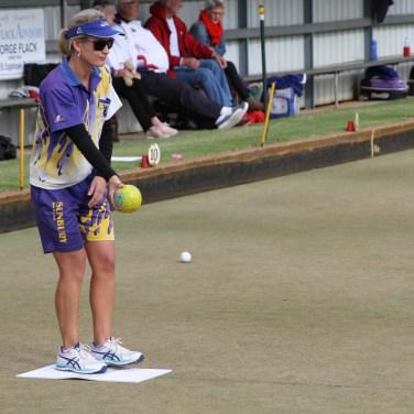 Carla Krizanic (Sunbury Bowls Club) Australian Jackaroo