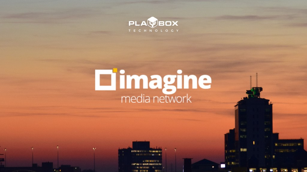 Imagine Media Network Chooses PlayBox Technology Channel in a Box