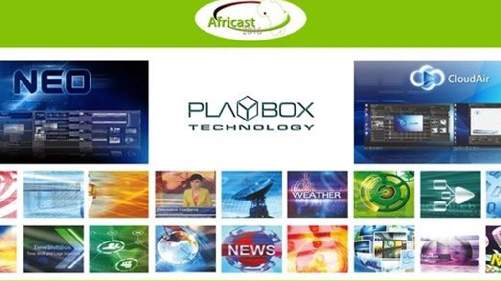 Africast Debut For PlayBox Technology Solutions