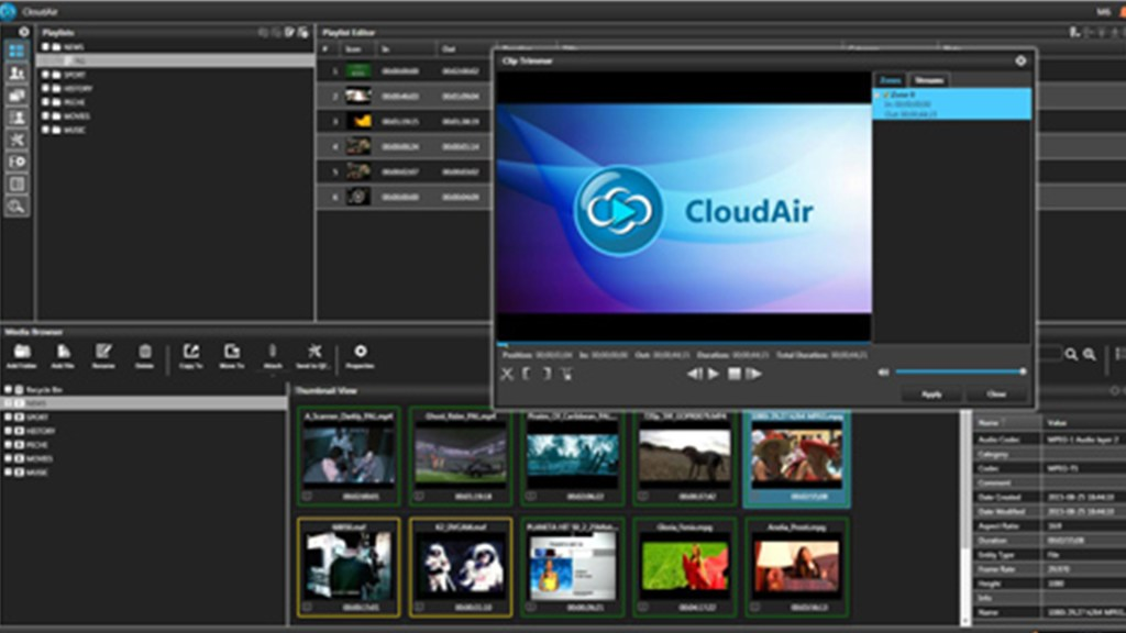 PlayBox Technology CloudAir Takes IBC2015 By Storm
