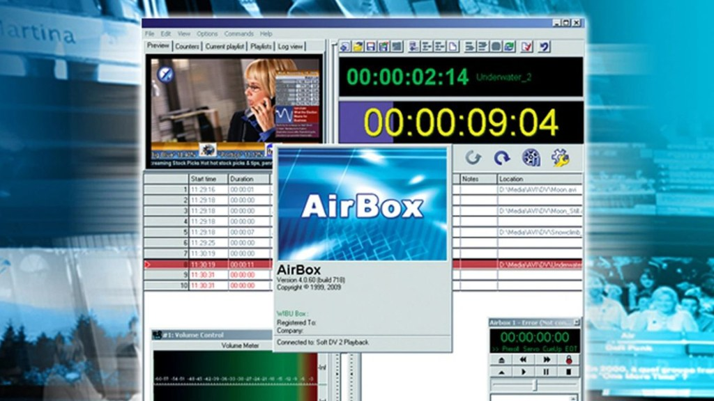 PlayBox Integrates Surcode for Dolby Digital in AirBox