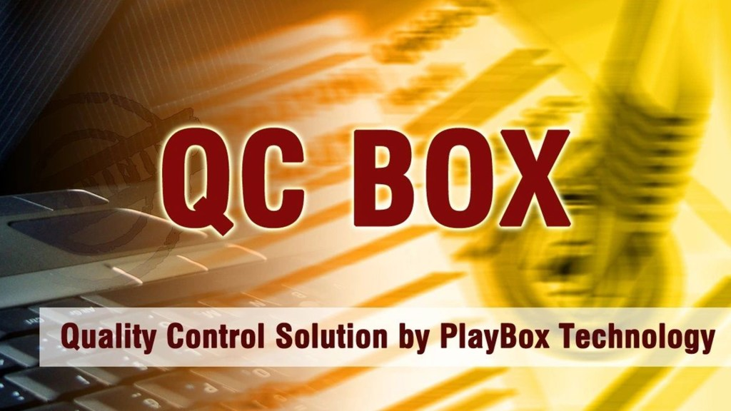 PlayBox Puts QC in the Box at NAB 2011