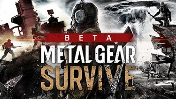 [Co-op] Metal Gear Survive Beta (17 กุมภาพันธ์ 2561)